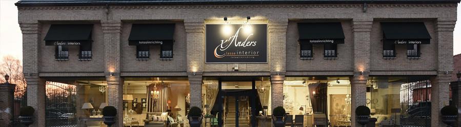 Interieurwinkel hasselt xanders interiors for Landelijk interieur winkels